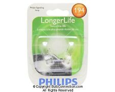 NEW Philips BC9587 194 Automotive 2-Pack 194LLB2 Bulb
