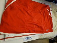 Nike Women's Tennis Skirt Red Medium