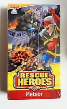 Fisher~Price Rescue Heroes: Meteor VHS 1999 (NEW Factory Sealed)