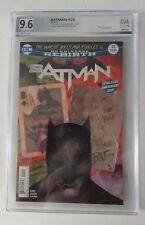 Batman #25 Rebirth PGX 9.6 NM+