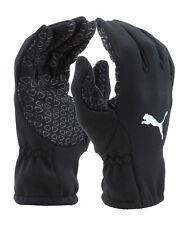 Puma Thermo Winter Handschuhe Player Gloves schwarz Fleece Gr S = 4 / L = 11
