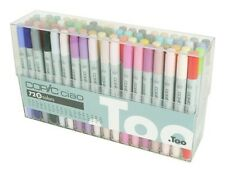 Copic I72B Ciao Markers Set B, 72-Piece with Tracking