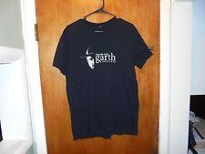 Garth Brooks (Clear 99 Total Garth Experience) Regional Tour T Shirt Black Rare