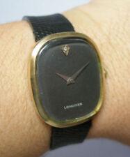Relojes de pulsera unisex Longines de cuero