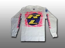 Adult Small Vintage Old-School BMX JT Racing Redline Long-Sleeve Jersey