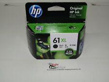 Genuine New HP 61XL Black Ink Cartridge CH563WA CH563WN Ink Jet Exp August 2020
