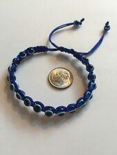 Mati Bracelet Lucky Evil Eye Greek Mediterranean Culture Hellenic Blue Matia