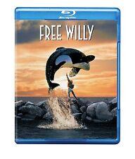 FREE WILLY (1993)  -  Blu Ray -  Region free