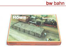 Röwa H0 5215 Bausatz Kohlebansen Coal-box Kit Neu