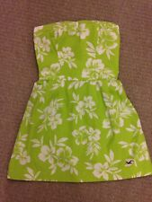 Hollister Flower Dress Size M NEW