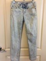 Gap Always Skinny Acid Wash Womans Jeans Size 25