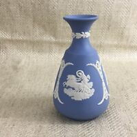 Wedgwood Jasperware Vase Pot Neoclassical English China