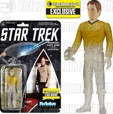 Funko Super7 Reaction Star Trek Captain Kirk Action Figure MINT
