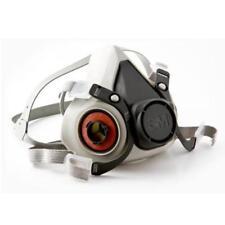 3M Reusable Half Face Mask Respirator Small 6100