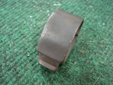 bayo lug for Mauser rifle,  brown finish unmarked, unknown variety #322