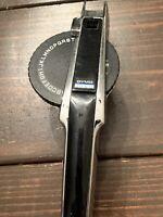 Vintage Dymo 1550 Label Maker Silver & Black