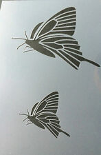 Butterfly Animal A4 Mylar Reusable Stencil Airbrush Painting Art Craft