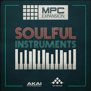 Soulful Instruments  - Expansion for AKAI MPC/Force
