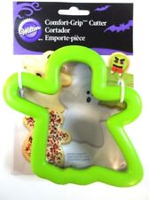 Ghost Comfort Grip Cookie Cutter Wilton Green