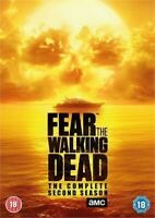 Fear The Walking Dead Stagione 2 DVD Nuovo DVD (EO52057D)