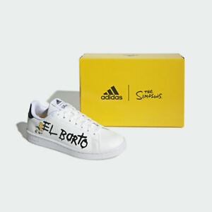 Adidas x The Simpsons EL Barto Men's Sneakers Shoes Limited SIZE 10 GZ5306 Bart