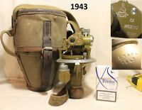 Russian Stalingrad 1943 aiming circle artillery TOP CONDITION sickle and hammer