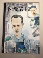 """The New Yorker Magazine (September 30, 2013) """"Bad Chemistry"""""""