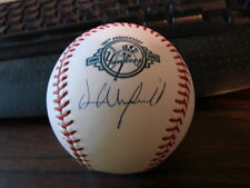 Dave Winfield Autograph Baseball New York Yankees 100 Anniversary Baseball