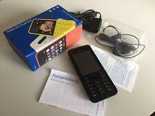 Nokia  Asha 220 Dual SIM - Black (Ohne Simlock) 100% Original !!Top Zustand !!