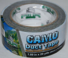 "Roll of Pink and Grey Camo Duct Tape 1.89/""x10 yds 2*S-15"