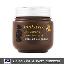 [ INNISFREE ] Jeju Volcanic Pore Clay Mask Original 100ml +NEW Fresh+
