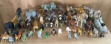 77 Safari Ltd Animal lot 10lb Jungle action figures playset dinosaur elephant