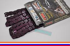YBN Yaban MK918 MTB BMX Bike Fixed Gear Single Speed Half Link Chain - Purple