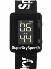 Reloj Superdry Syg204bw sprint Digittal hombre