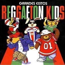 CD de musique album reggaeton