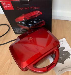 Electric 6 Cupcake Maker Gadget Company