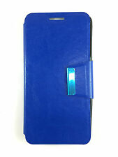 COVER CASE SONY XPERIA Z3 COMPACT MINI SUSTAINABLE WITH CLOSURE OF MAGNETIC BLUE