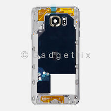 Gold Samsung Galaxy Note 5 N920V N920P Middle Housing Frame Bezel Mid Chassis