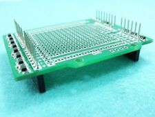 UM-UNO design LED IO status indicator & Prototype DIY shield for Arduino UNO R3