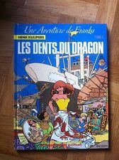 FRANKA LES DENTS DU DRAGON 1 KUIJPERS EO PROCHE DU NEUF (C24)