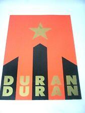 DURAN DURAN JAPAN TOUR 1987 Program Book