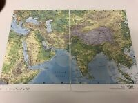 2007 Map Of Central & Southern ASIA  Maps Print