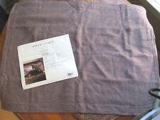 NEW Set of 2  Ralph Lauren Archival Collection Riverport Purple Standard Shams