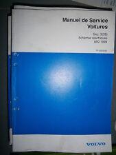 Volvo 850 1994 : schémas électriques