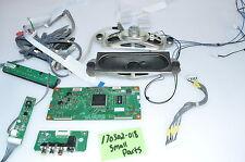 LG 37LC2D Small Parts Repair Kit SPEAKERS;TCON;RIBBON CABLES;EMI FILTER;IR SENSO