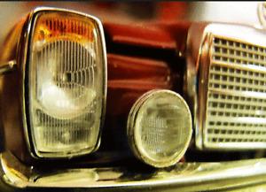 Zusatz Scheinwerfer universal Off Rroad Rally Oscar Tuning Deko Modellauto 1/18