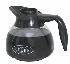 Coffee Queen M2 Glass Decanter, 1.8 Litre