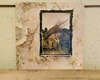 Led Zeppelin - Untitled Zoso IV 1977 Atlantic SD 19129 Gatefold VG+