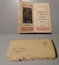 STILLE DIVINE Preghiere per il cristiano - F. Grandi Milano 1904