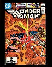 Wonder Woman #301 Vf Hannigan Colan Heck Hippolyta Steve Trevor Etta Huntress